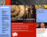 Nové internetové stránky památkářů hl. m. Prahy