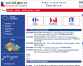 Mapové služby na Portálu VS