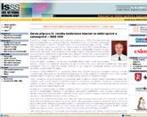 ISSS 2006 – 3. a 4. dubna, předběžný program konference