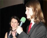 Cenu ministryně informatiky získali mladí fanoušci informačních technologií