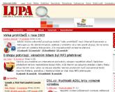 Lupa.cz: Stalo se