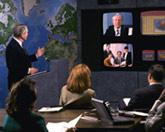 Kraj Vysočina se připravuje videokonference
