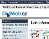 Počet ADSL přípojek v České republice je nižší než celosvětový průměr